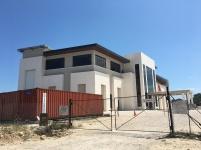 New Mirab under construction