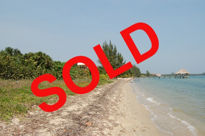 Belize Beachfront sold